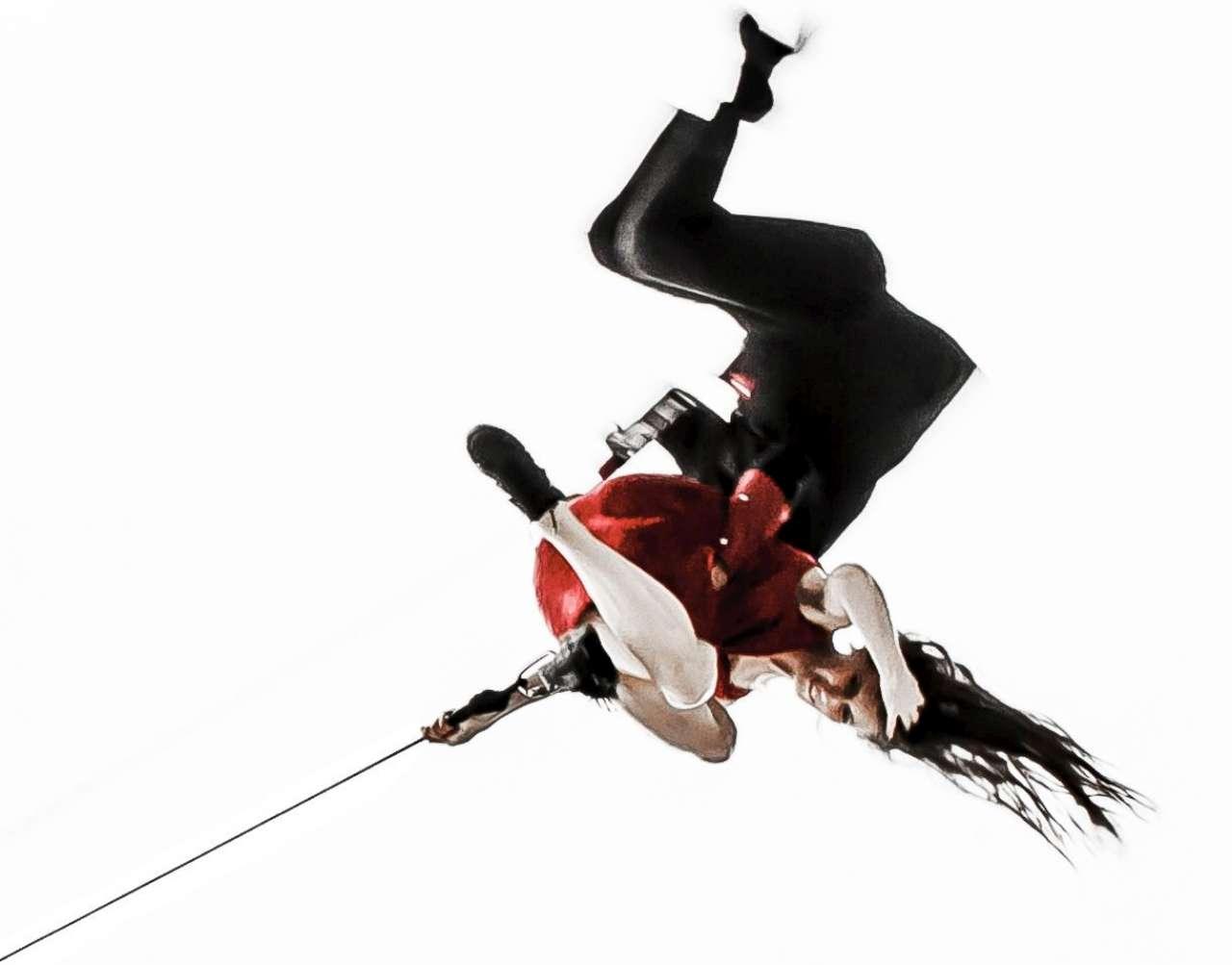 Jean-Marc Angelini Rêverie danse verticale